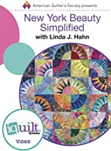 DVD - New York Beauty Simplified: Complete Iquilt Class