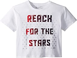 USA Reach For The Stars Short Sleeve Tee (Big Kids)