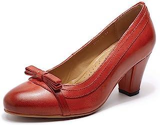d9722e92768 Amazon.com: Red Women's Pumps & Heels