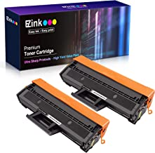 E-Z Ink (TM) Compatible Toner Cartridge Replacement for Samsung 101 MLT-D101S to use with ML-2161/2166w/2160/2165w SCX-3401/3401FH/3406HW SCX-3405FW SCX-3400/3405F//3405FW/3407 SF-761P/760P (2 Black)