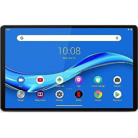 "Lenovo Tab M10 FHD Plus (2nd Gen) Tablet - Display 10.3"" Full HD (Processore MediaTek Helio P22T, Storage 64GB Espandibile fino ad 1TB, RAM 4GB, WiFi+Bluetooth, 2 Speaker, Android Pie) Grigio"