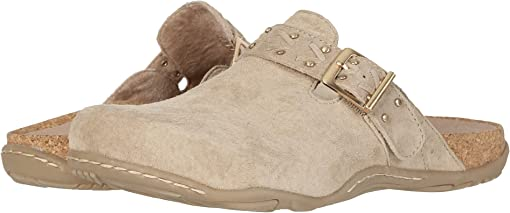 Light Grey Pig Nubuck