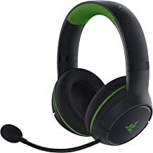 Razer Kaira Wireless Gaming Headset for Xbox Series X   S: TriForce Titanium 50mm Drivers - Cardioid Mic - Breathable Memo...