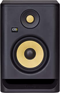 """KRK RP5 ROKIT 5 G4 Professional Bi-Amp 5"""" Powered Studio Monitor with Free Isolation Pad and 1 Year EverythingMusic Extended Warranty"""
