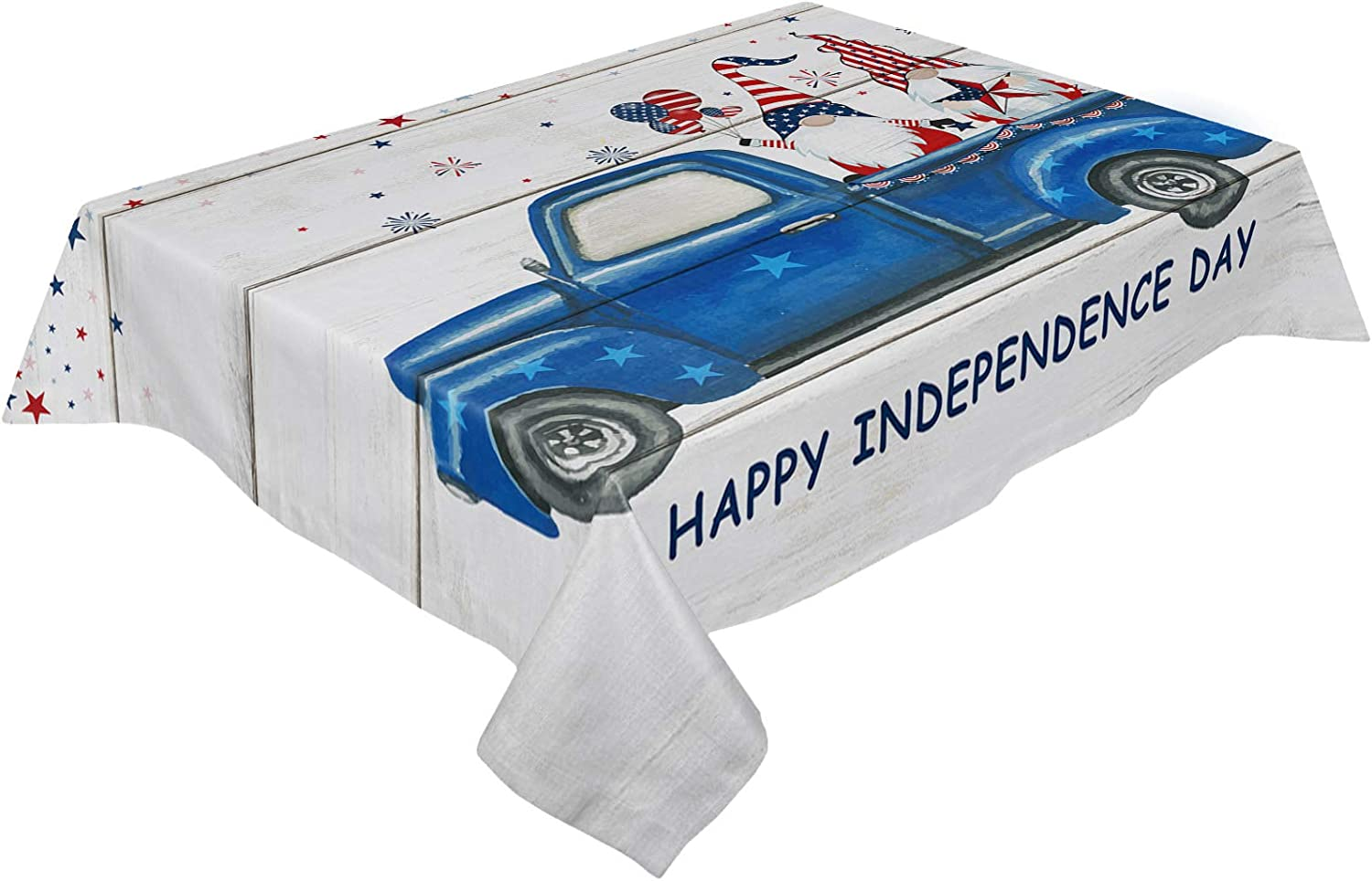 Table Super special price Clothes for Rectangle Tables Independence Day of 4th July sold out