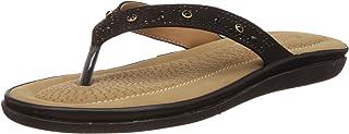 BATA Women's Diamonte Slippers