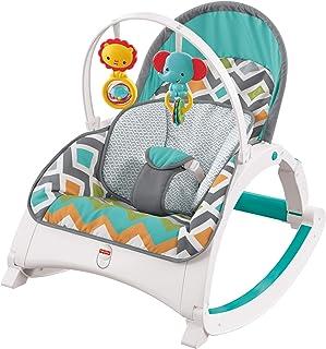 Fisher-Price Silla Mecedora Crece Conmigo Silla para bebés en etapa de desarrollo
