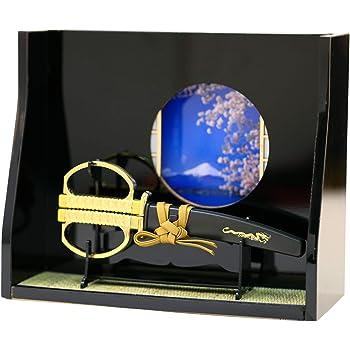 ニッケン刃物 デザイン小物 黒金 本体サイズ:23×11×19 JP-180W