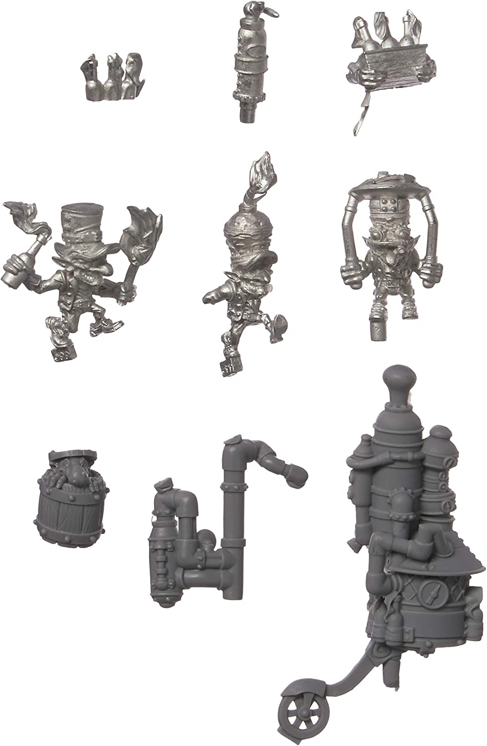 Privateer Press Grymkin  Mad Caps Weapon Crew Miniature Game PIP76017