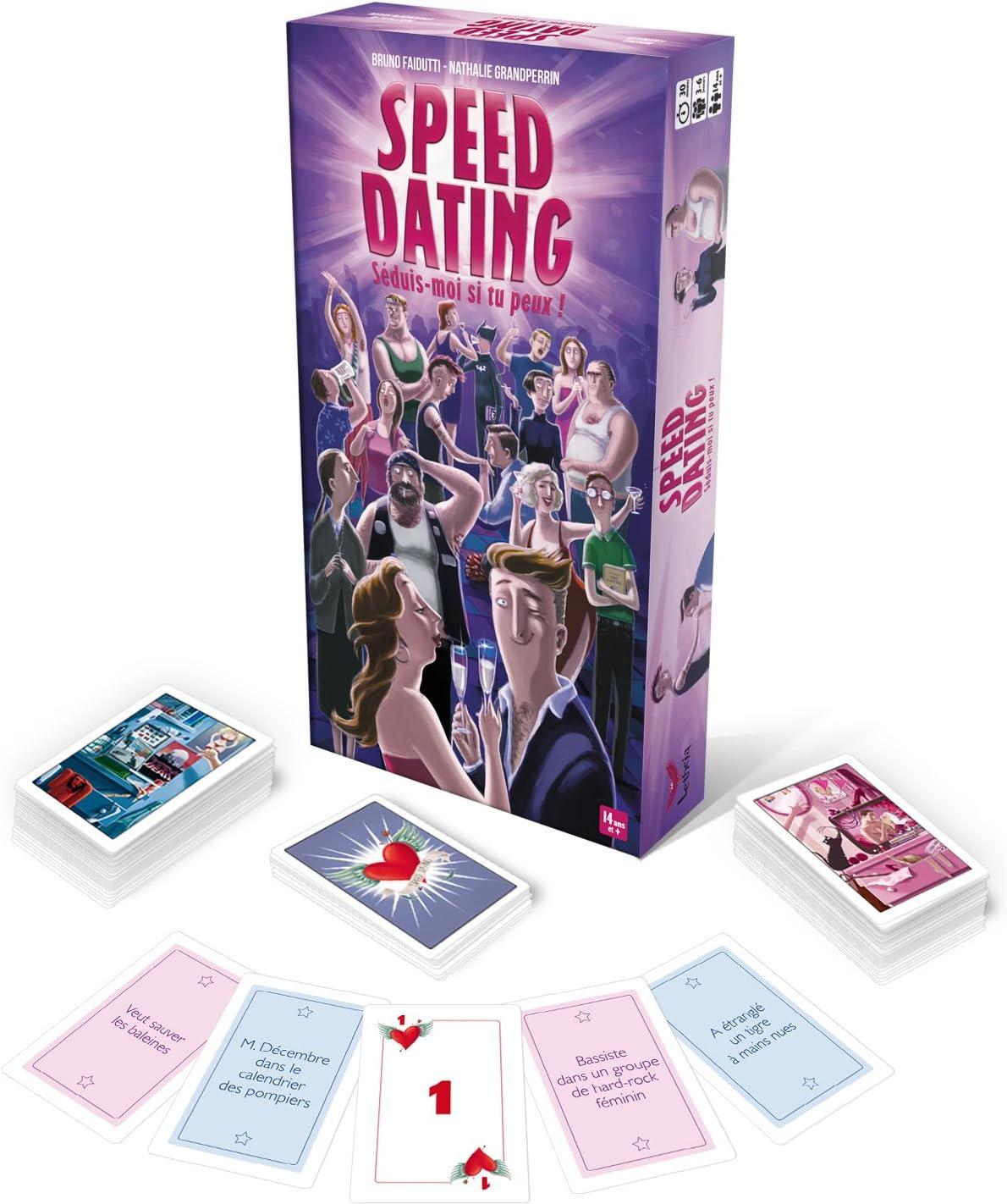 jeu de societe speed dating)