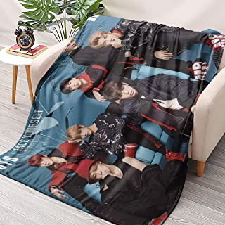 Best bts love yourself blanket Reviews