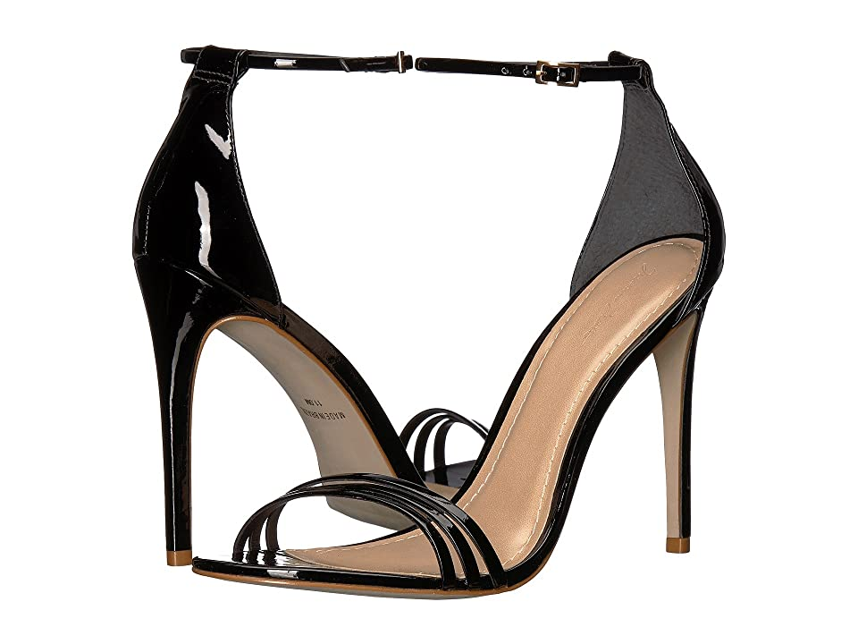Massimo Matteo Reza (Black Patent) High Heels
