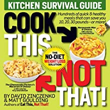 eat this not that cookbook recipes