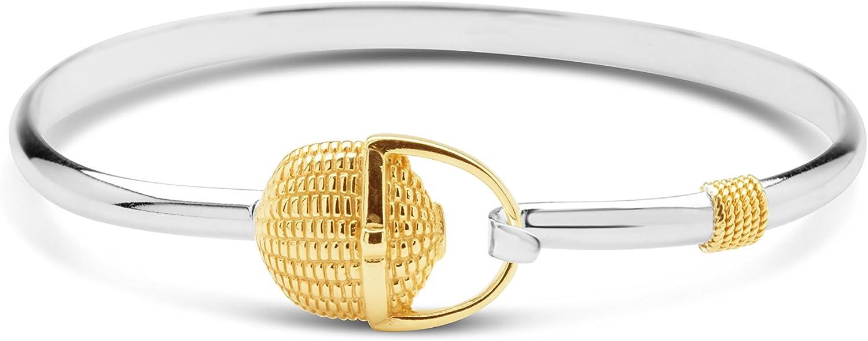 Michael's Jewelers-Provincetown Nantucket Basket Bracelet 925 St