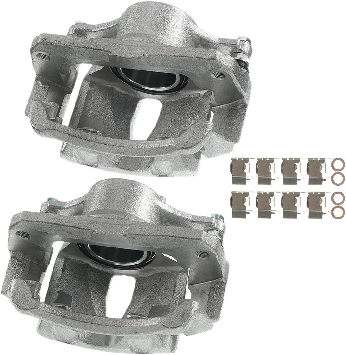 A-Premium Disc Brake Caliper Assembly Bracket wi Compatible Fashion with Ranking TOP4