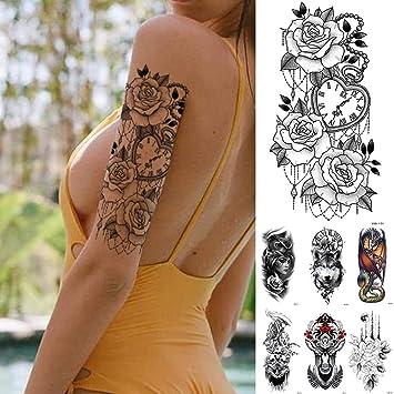 Frauen tattoos bei Tattoos bei
