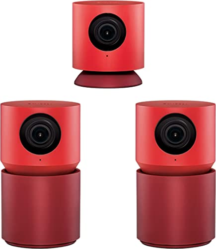 2021 Hoop Wireless HD Indoor Security Camera with 5-Day high quality Free Cloud Recording, Smart Mobile App, Night Vision, Motion online sale & Sound Detection, 2-Way Audio, 2.4/5.0GHz, Works with Alexa & The Google Assistant sale