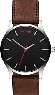 Classic Watches | 45 MM Men's Analog Minimalist Watch