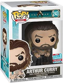 Funko Pop! Aquaman Arthur Curry Fall Convention Exclusive Figure