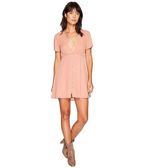 show me your mumu robyn babydoll dress