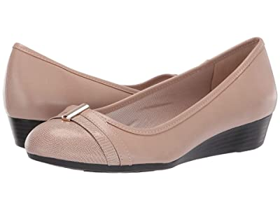 LifeStride Frances (Tender Taupe Athena) Women