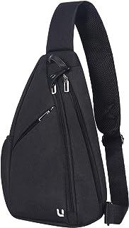 حقيبة ظهر كاجوال بحزام متقاطع على الظهر خفيفة الوزن ومقاومة للماء، حقائب UNIQUEBELLA