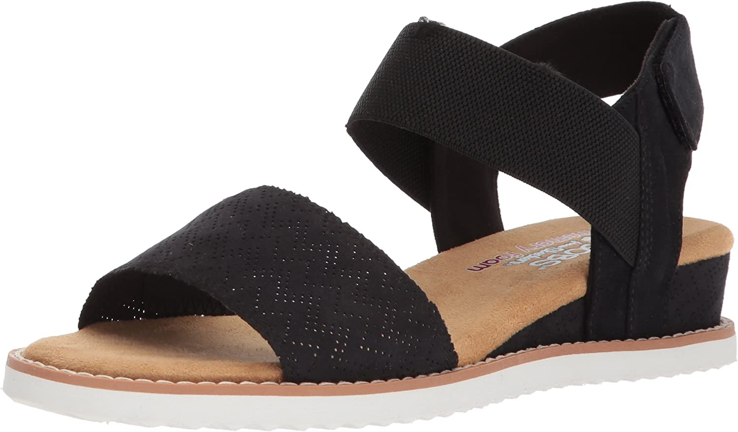 Skechers Womens Desert Kiss Sandal