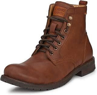 Alberto Torresi Men Tan Adonis Boot