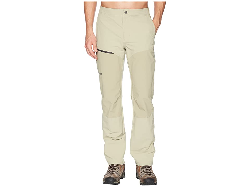 Marmot Scrambler Pants (Light Khaki) Men