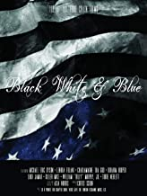 Black White & Blue