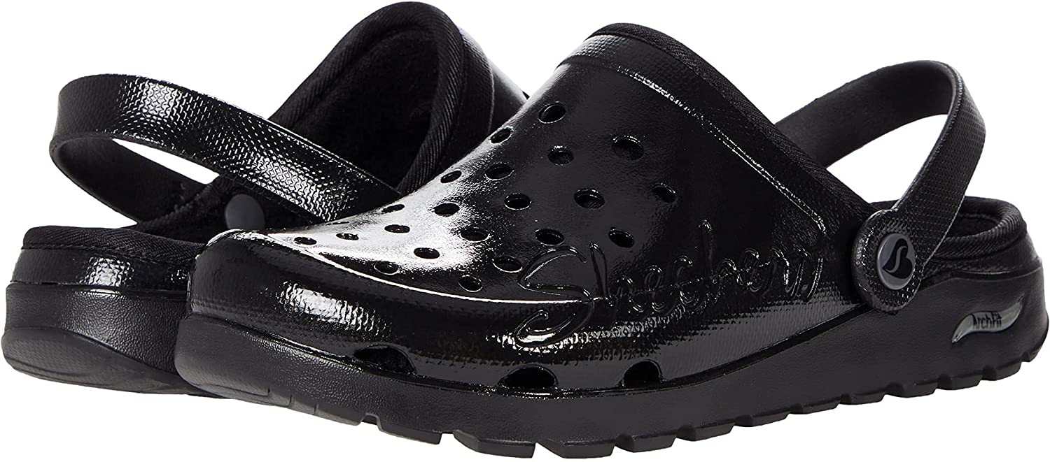 Skechers Foamies Arch Fit Footsteps Cozy Up Clog