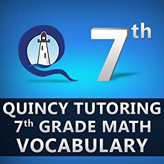 Quincy Tutoring 7th Grade Math Vocabulary Flashcards