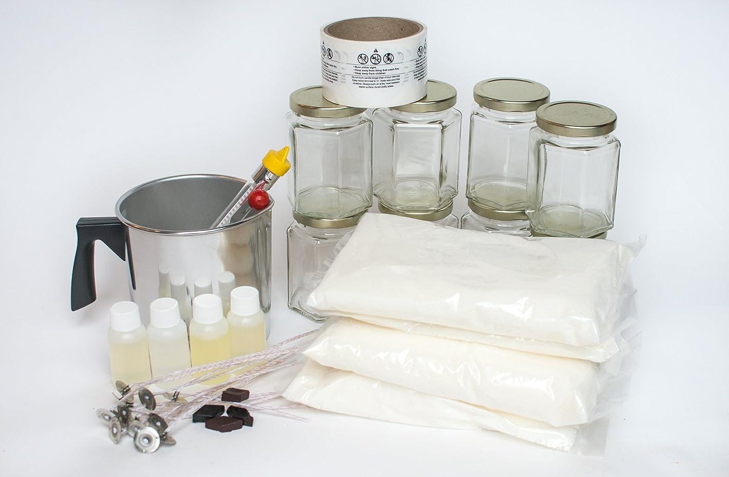Palm Wax Candle Making Kit i72841822727473