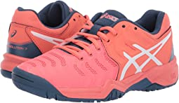 e2e5b2febb0e Asics gel volleycross revolution mt blood orange white lime