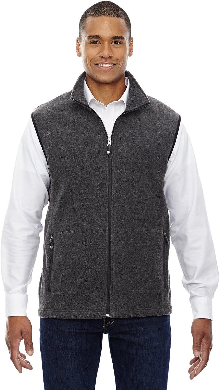 North End Men's Voyage Fleece Vest