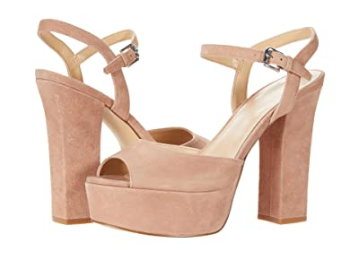 Marc Fisher LTD Stacey (Natural Suede) Women