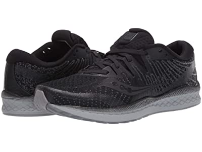 Saucony Liberty ISO 2 (Blackout) Women