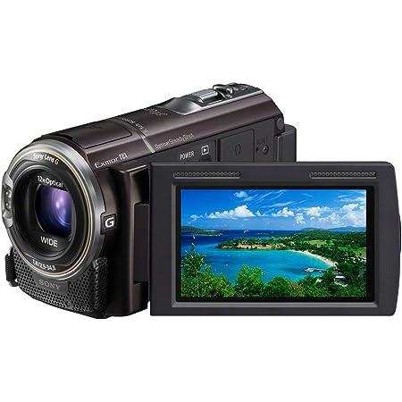 ソニー SONY HDビデオカメラ Handycam HDR-CX590V ボルドーブラウン