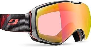 Julbo för män Aerospace skidglasögon, röd/grå, XL