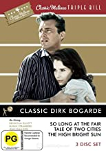 CLASSIC DIRK BOGARDE (So Long at the Fair, A Tale of Two Cities, The High Bright Sun)) (Region 4 - PAL dvds)