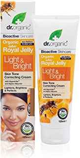 Best dr organic organic royal jelly light & bright cream Reviews
