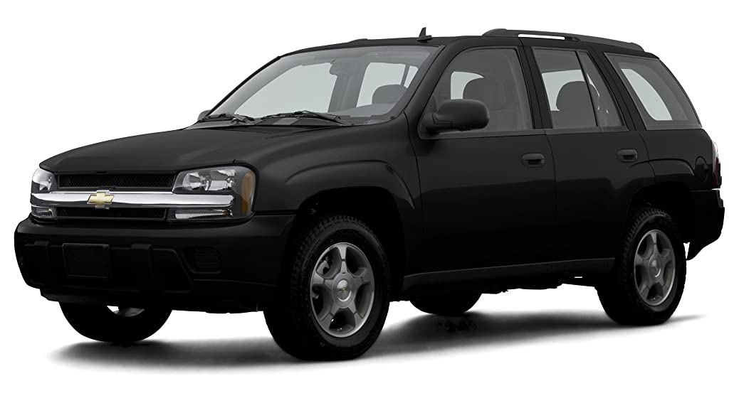 Amazon 2007 Chevrolet Trailblazer Reviews Images And Specs
