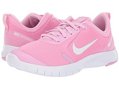 Nike Kids Flex Experience RN 8 (Big Kid) (Pink Rise/White/Pink Foam) Girls Shoes