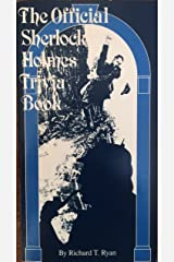 The Official Sherlock Holmes Trivia Book Paperback