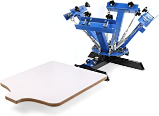 Best cost of screen printing machine Reviews