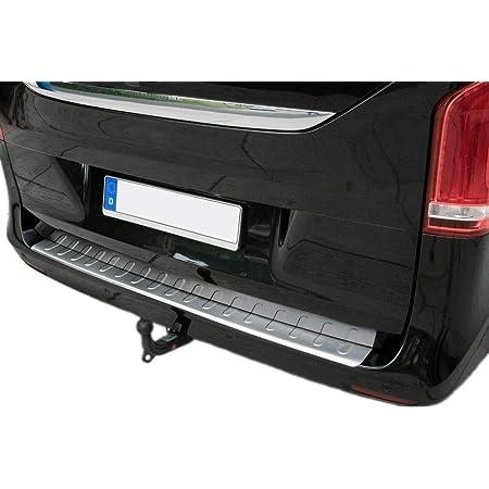 Recambo Ct Lks 1600 Ladekantenschutz Edelstahl Matt Für Mercedes Vito W447 V Klasse Ab 2014 130cm Large Auto