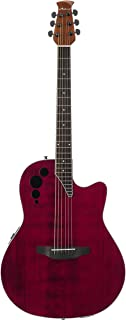Best ovation electric guitar Reviews