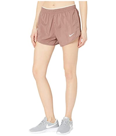 Nike 3 Tempo Lux Shorts (Smokey Mauve/Reflective Silver) Women