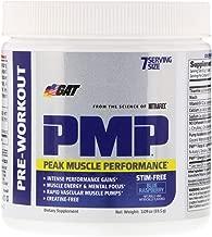 GAT PMP(Peak Muscle Performance) 7 Serv Stim-Free Blue Raspberry
