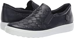 bf17cf1dbcf0 ECCO. Soft 7 Woven Slip-On.  160.00. 4Rated 4 stars4Rated 4 stars. Night  Sky Cow Leather